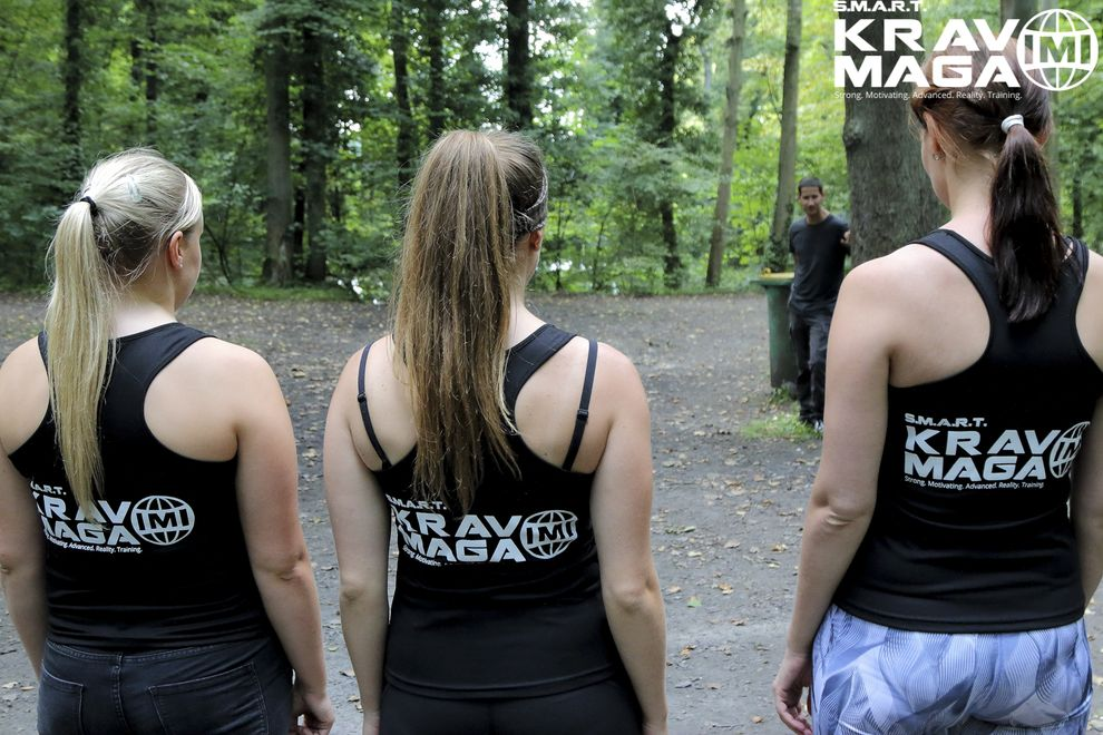 S.M.A.R.T. Krav Maga Women's Instructor's Course
