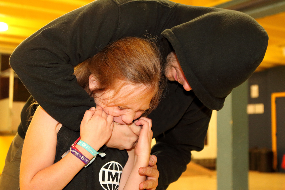 S.M.A.R.T. Krav Maga Kids Instructor's Course