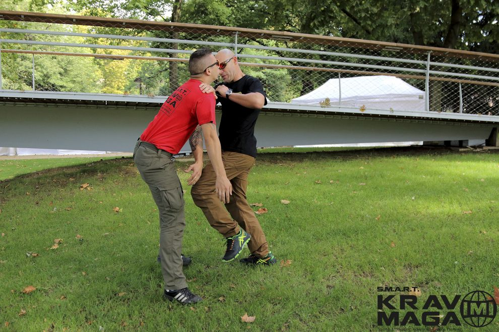 S.M.A.R.T. Krav Maga Self Defense Trainer