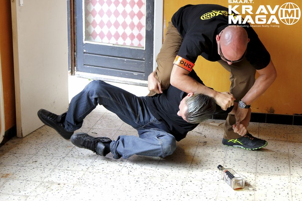 S.M.A.R.T. Krav Maga SWAT Instructor's Course