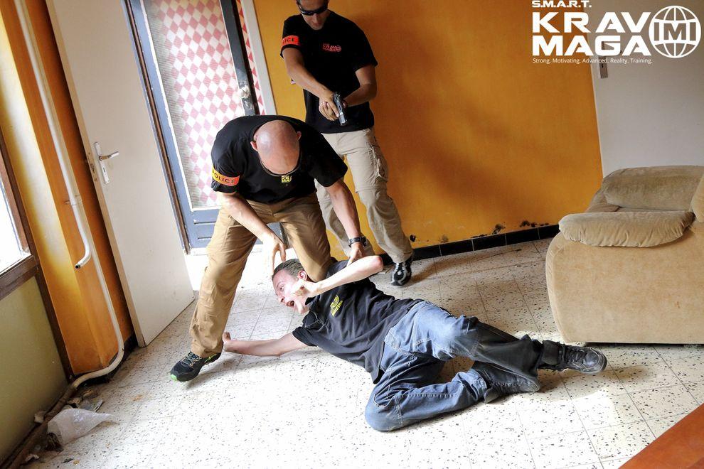 S.M.A.R.T. Krav Maga Law Enforcement Instructor's Course
