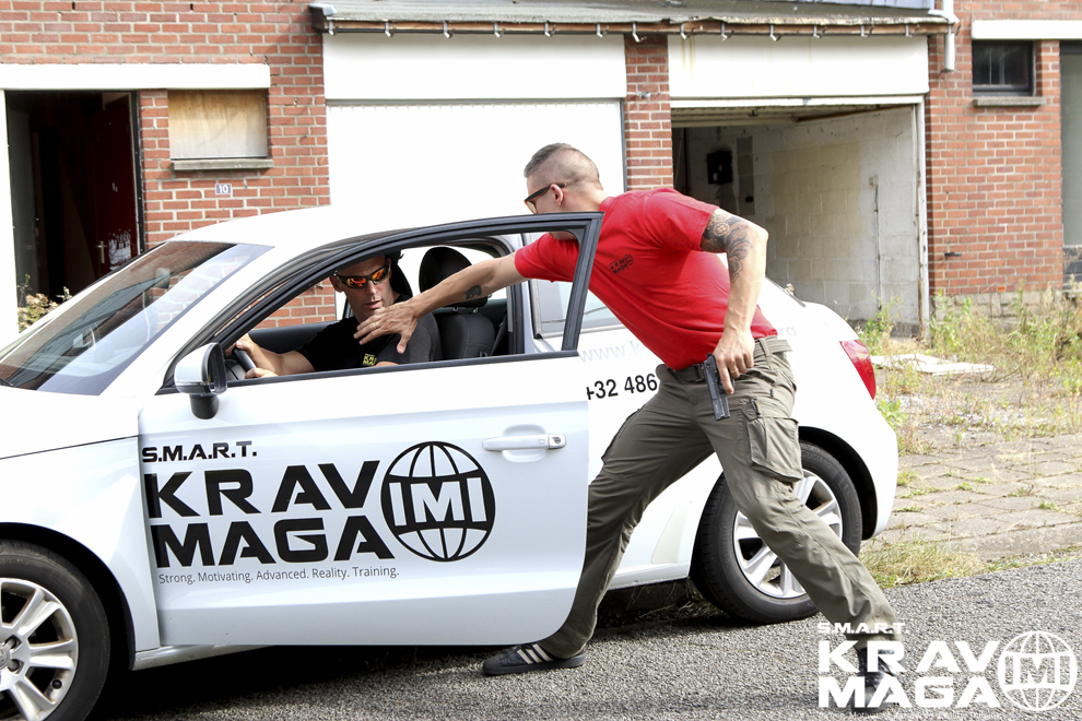 S.M.A.R.T. Krav Maga Executive Protection Instructor's Course