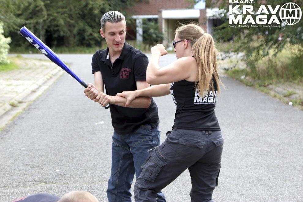 S.M.A.R.T. Krav Maga Women's Instructor's Course