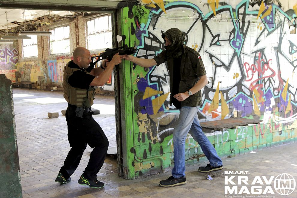 S.M.A.R.T. Krav Maga Military Instructor's Course